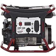 Powermate WX1200 Gas Powered Portable Generator with Manual Start, 1,200-watt by Pramac America