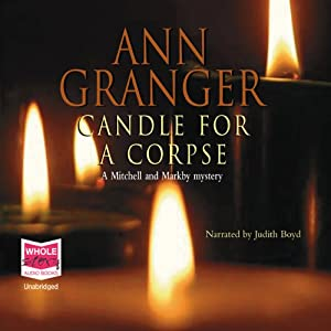 Candle for a Corpse, Mitchell and Markby Village, Book 8 Audiobook