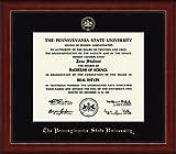Penn State Nittany Lions Diploma Frame - Black