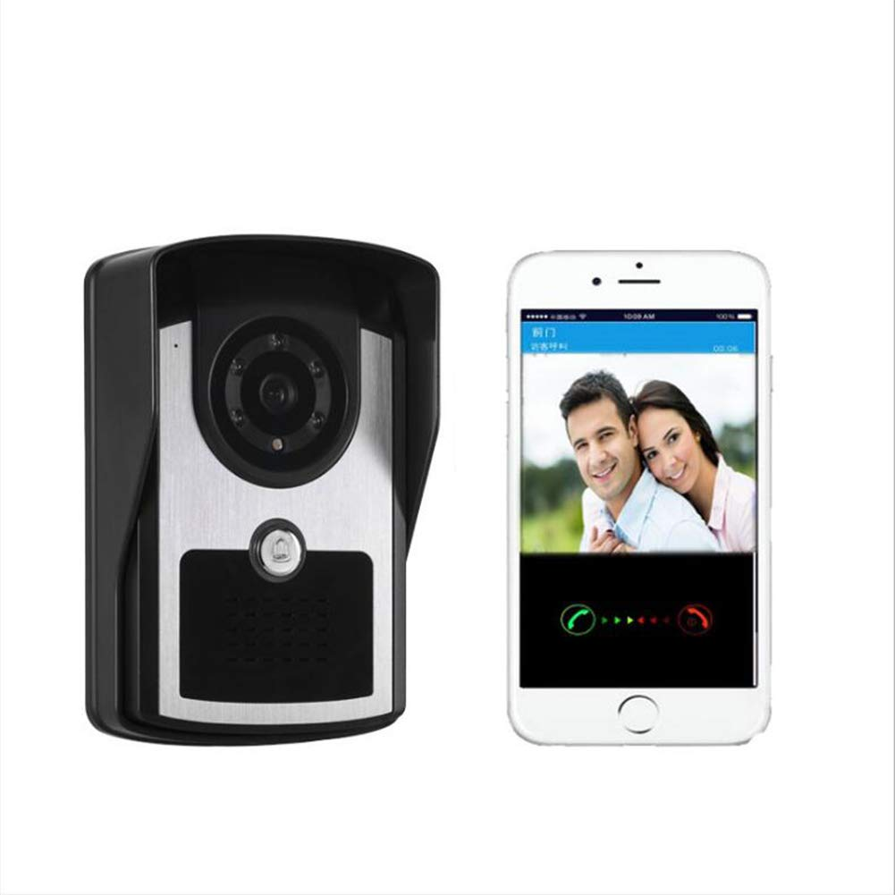 Video Doorbell Pro - Video Türklingel Pro Set mit Türgong und Transformator  1080P HD Video Gegensprechfunktion  Bewegungsmelder WLAN Gleichstromladen