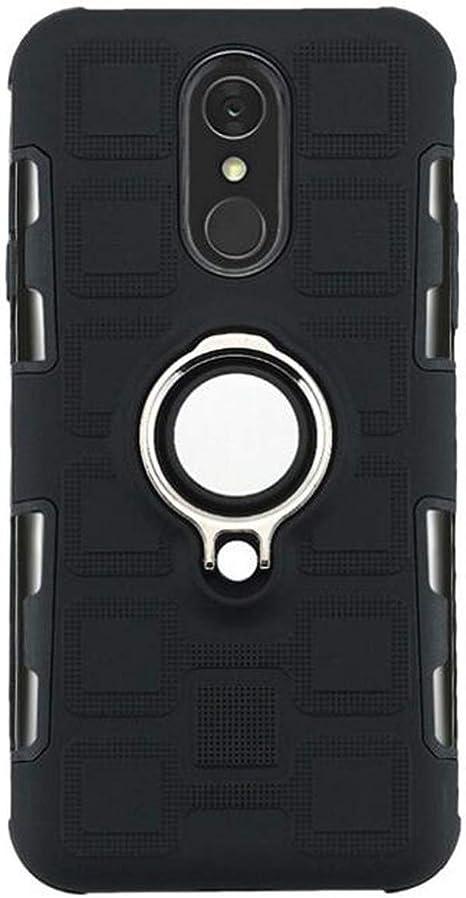 NANXCYR para LG K10 2017/2017 K8 Case, PC TPU Nuevo Caso Creativo ...