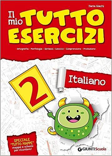 Amazonit Il Mio Tutto Esercizi Italiano Per La Scuola Elementare
