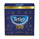 Tetley Limited Edition 180th Anniversary Tea Tin, (Tin Only)