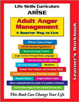 Anger management workbook for adults