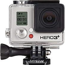 GoPro HERO3+ Black Edition 4K Adventure Camera - 12MP (Certified Refurbished)