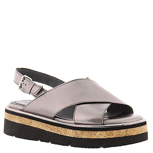 BUSSOLA Harper Womens Sandal Pewter-metallic hQbBB