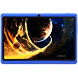 7 Tablet PC - TOOGOO(R)7 HD Touch screen Android 4.4 Quad Core Dual Camera Tablet PC Blue