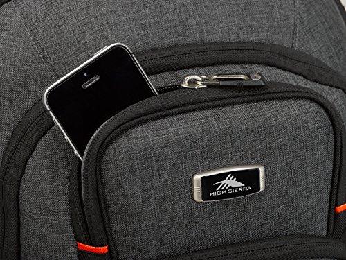 High Sierra Endeavor Elite Backpack, Mercury