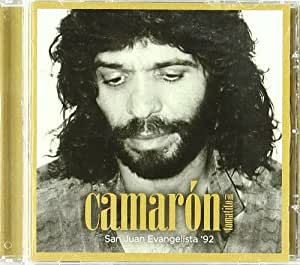 Camarón con Tomatito. San Juan Evangelista 92Ž