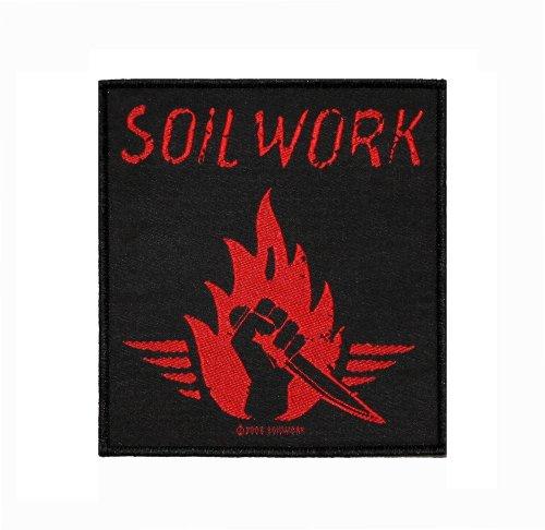 Soilwork Stabbing Drama Melodic Applique