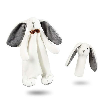 Manta de seguridad con diseño de conejo y animales de ...