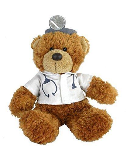 Doctor Bear - Korimco Get Well Soon Doctor Teddy Bear Stuffed Animal Toy 8