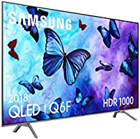 Samsung QLED 2018 55Q6FN - Smart TV Plano de 55