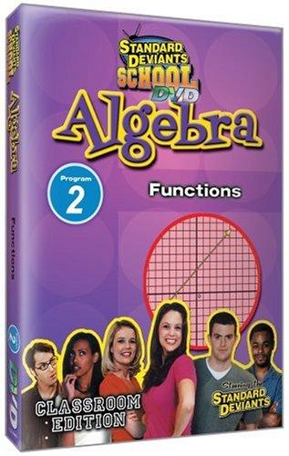 Standard Deviants: Algebra Module 2 - Functions