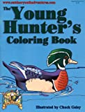 img - for The Young Hunter's Coloring Book (Outdoor Youth Adventures) book / textbook / text book