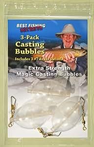 """3-Pack Casting Bubbles 1 1/8"""" X 1 3/4"""""""