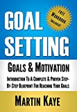 Do you want to learn how to achieve your goals but feel tired of all the over-hyped, positive thinking, self help stuff out there?If you do, then download this FREE book today!Only 8% of people who set goals actually achieve them. If you fall...