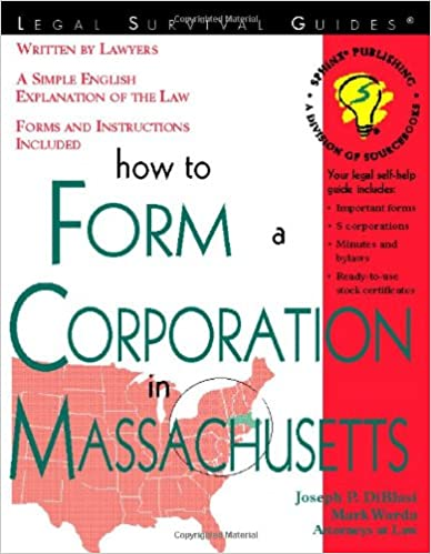 How to Form a Corporation in Massachusetts (Legal Survival