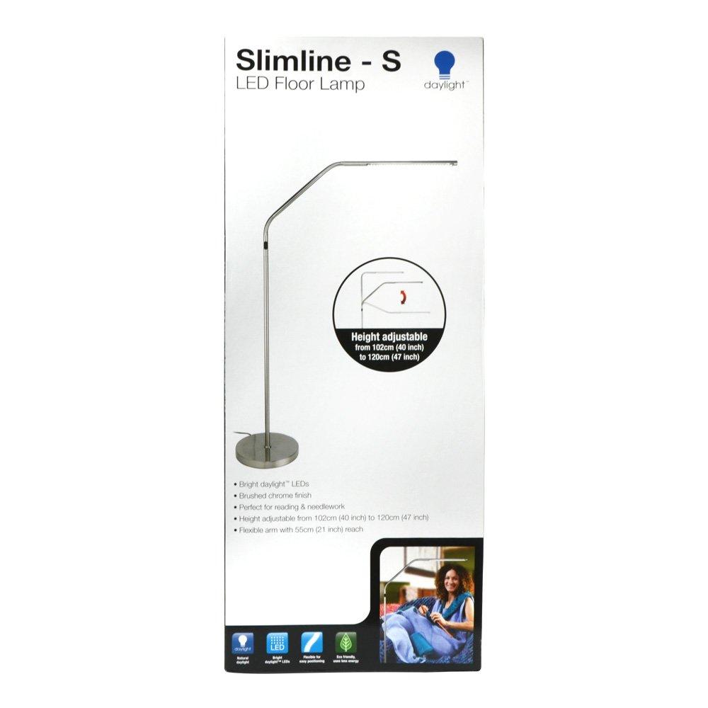Daylight Slimline S LED Floor Lamp U35116