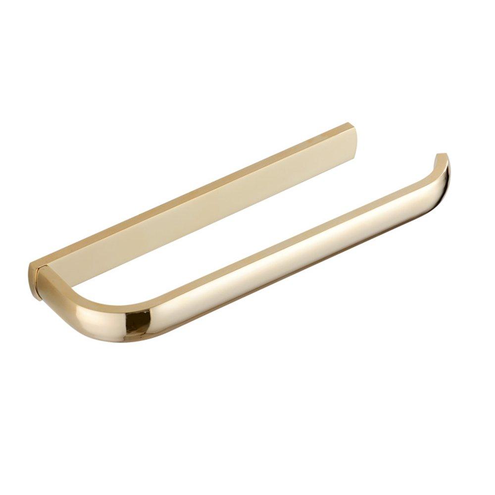 eForwish Retro Solid Brass Hand Towel Holder Towel Bars Towel Hooks Wall maounted for Bathroom Lavatory