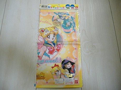 美少女戦士セーラームーン セーラームーンワールド バンダイ ハンカチ 当時物 超 グッズ 玩具 オモチャ おもちゃ