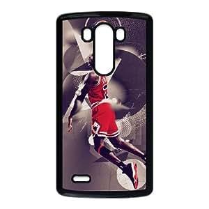 U3V39 Michael Jordan U3H4BJ funda LG funda caso G3 del teléfono celular cubren WS6BIY7KN negro