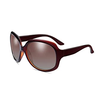 19675b2ce83a5 Image Unavailable. Image not available for. Color  CJC sunglasses Women  Shades Oversized Eyewear Classic Designer Fashion Style UV400-Shining ...
