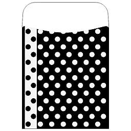 Pick A Pockets - Black & White Polka Dots 3\