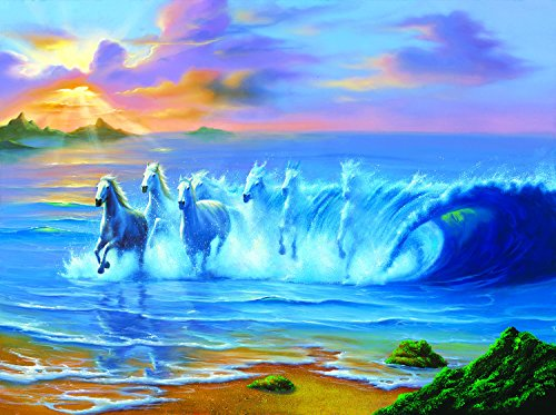 Wild Waves 1000 Piece Jigsaw Puzzle by SunsOut