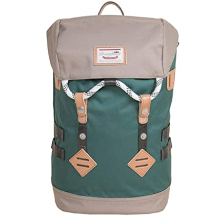 Doughnut Mochila Colorado Small Slate Green X Hazelnut