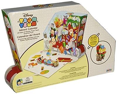 Tsum Tsum Disney Countdown to Christmas Advent Calendar Playset from Jakks