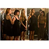 The Walking Dead (TV Series 2010 - ) 8 inch x10 inch Young Women in Little Black Dresses kn