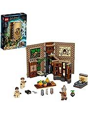 LEGO 76384 Harry Potter Zweinstein Moment: Herbologieles, Verzamelbare Boekspeelgoed, Reisspel Speelgoed Voor Kinderen van 8 Jaar