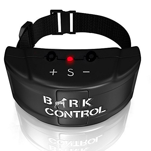Bark Control Pro - Dog Bark Collar - The Quick and Effective Small and Large Breed Shock Collar –...