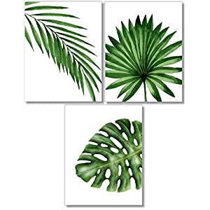 51E4lpuFHJL._SS300_ Best Palm Tree Wall Art and Palm Tree Wall Decor For 2020