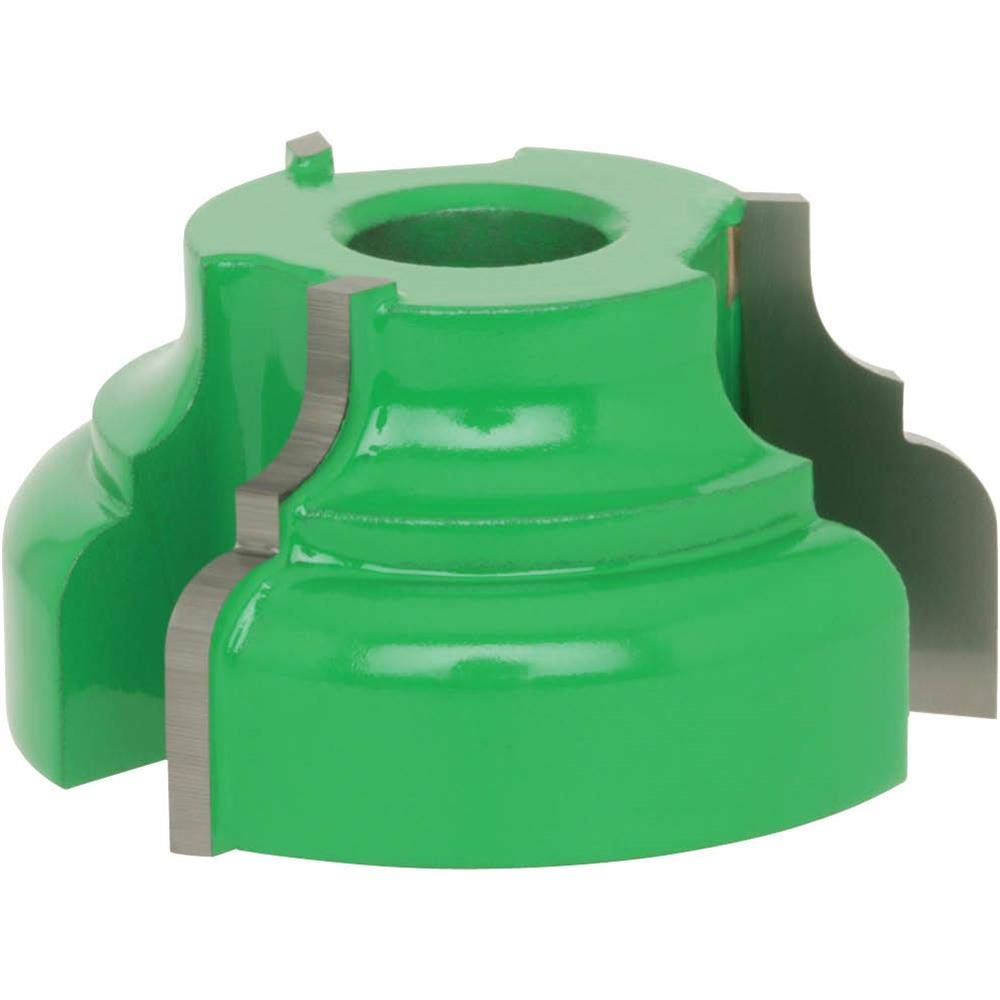 Grizzly C2017 Shaper Cutter, Cove and Bead, 1/2-Inch Bore