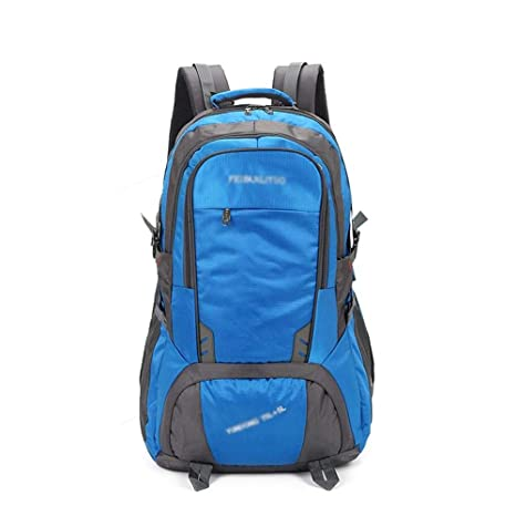 66e0adc16f93 Amazon.com : Qi Peng Travel Backpack - Large Capacity 80L Outdoor ...