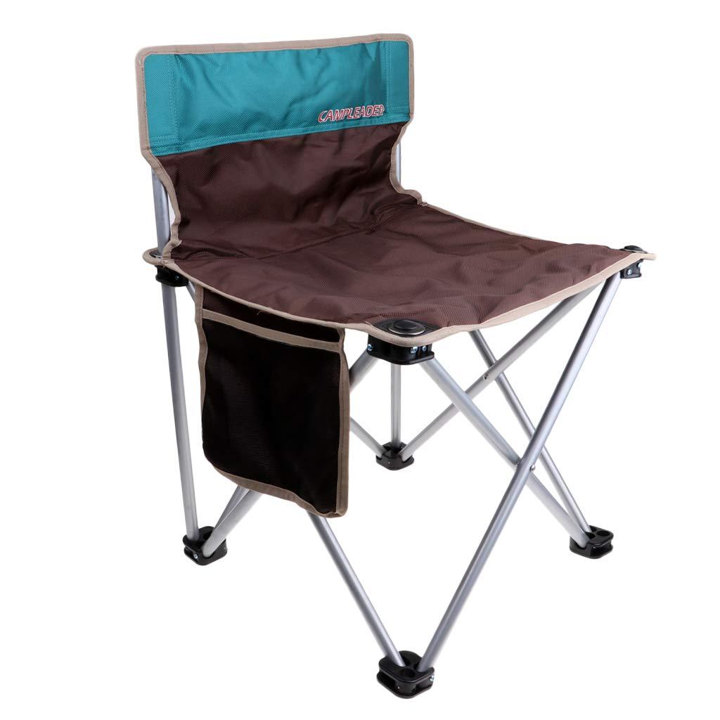 Baoblaze Klappstuhl Camping Stuhl mit Aufbewahrungstasche Wohnzimmer Für Balkon Garten Wohnzimmer Aufbewahrungstasche a8206e