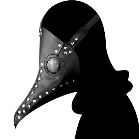 RngY Steampunk Europeo y Americano Plaga Largo pájaro Boca ...