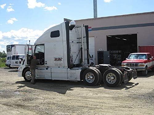 Truck Satellite Dish Mount, Black Winegard MT-SM10 Semi Truck Satellite Antenna Rear Cab Mount