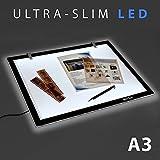 MiniSun A3 LED Modern Ultra-Slim Art Craft Design LightPad