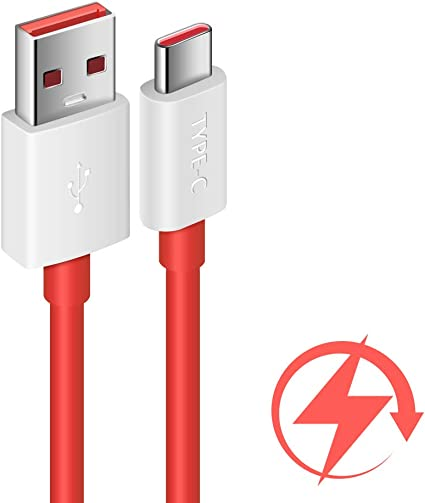 Warp Charger 30W Power Adapter USB-C Fast Charging Cable 1M // 3.3FT Data Cable for OnePlus7pro 8 8pro Warp Charger 5V 6A