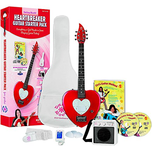 Daisy Rock Heartbreaker Electric Short Scale Starter for sale  Delivered anywhere in USA