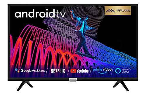 iFFALCON F510B 32-inch Smart Android TV, YouTube, Netflix, HDR, Micro Dimming, Dolby Audio, Google Assistant and…