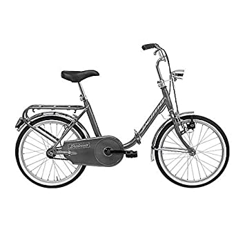 DELMA MISS bicicleta 24 , 1 Velocidad gris (plegables)/Bicycle MISS 24""