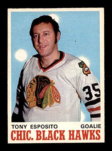 1970 O-Pee-Chee #153 Tony Esposito EXMT+ X1719038