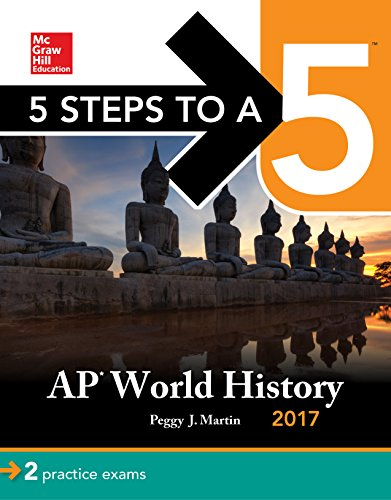 5 Steps to a 5 AP World History 2017