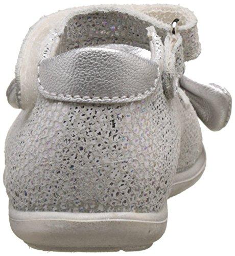 Little Mary Baby Mädchen doucette Sandalen Weiß (Granit Blanc)