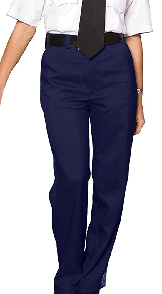 Edwards Women's Flat Front Security Pant 8591