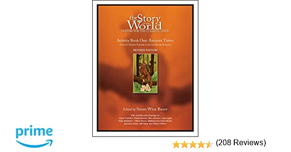 Amazon.com: The Story of the World, Activity Book 1: Ancient Times ...